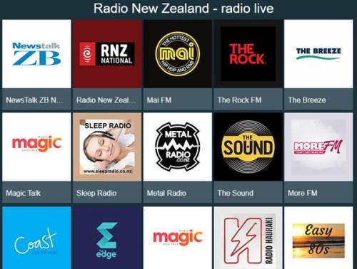 NZFM放送ライブストリーミング視聴