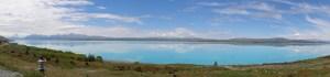 マウントクックプカキ湖ピ-ターズルックアウト
