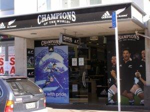 チャンピオン クイーンズタウン店