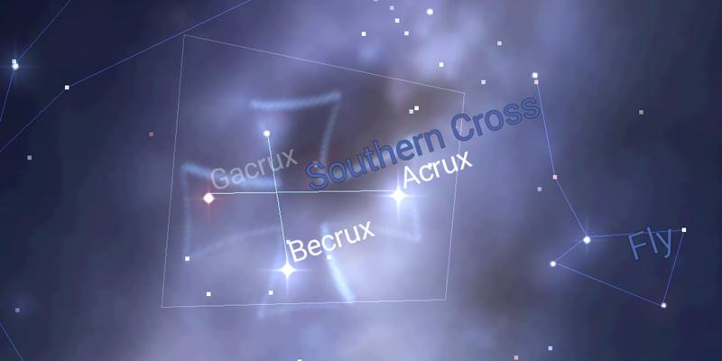 星座表アプリ