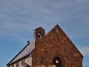 テカポ良き羊飼いの教会とスバル8月30日AM0430