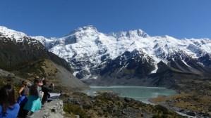 10月7日フッカーバレートラックミューラー氷河湖見晴らし台
