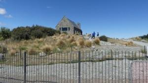 テカポ湖2月16日良き羊飼いの教会