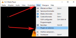 vlc-plugin-opties