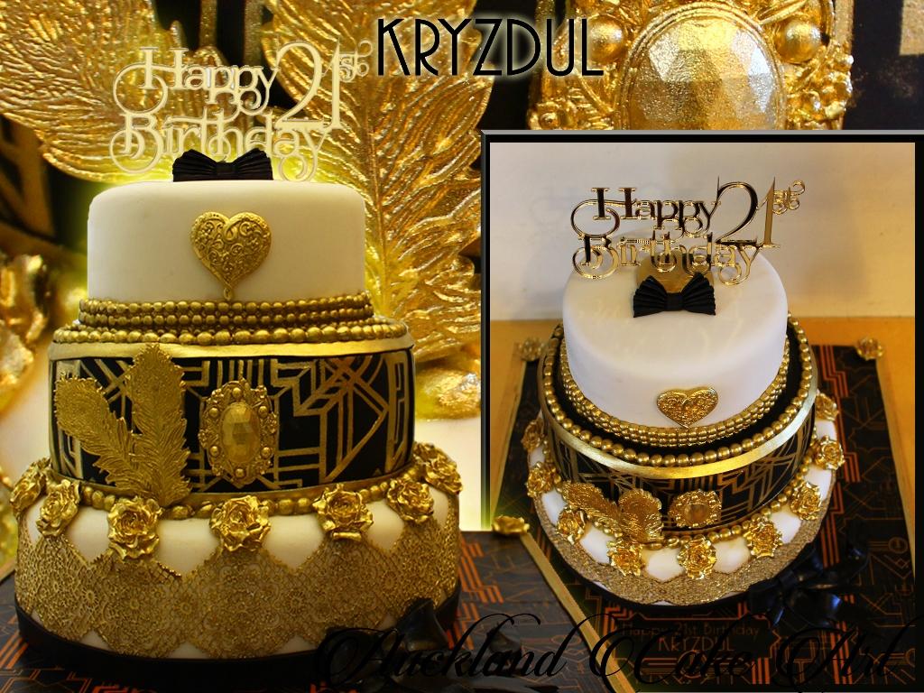 21st Birthday Cakes Female Auckland Cake Art