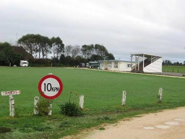 Karamea Domain Camp