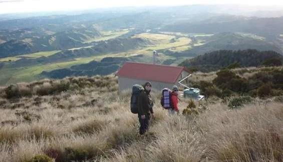Kawhatau Base