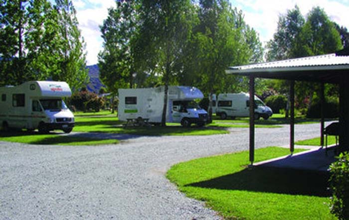 Kiwi Park Motels and Holiday Park