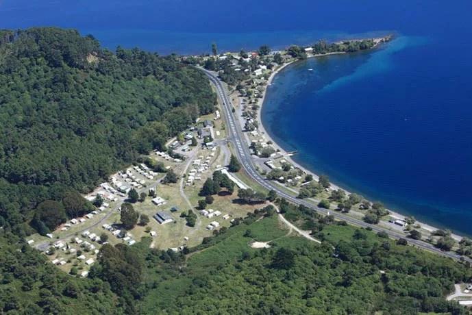 Motutere Bay Holiday Park