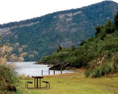 Rosie's Bay – Lake Waikaremoana