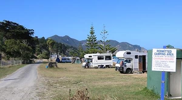 Waipiro Bay