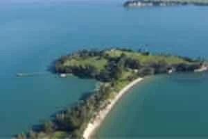 Motuihe Island Camp