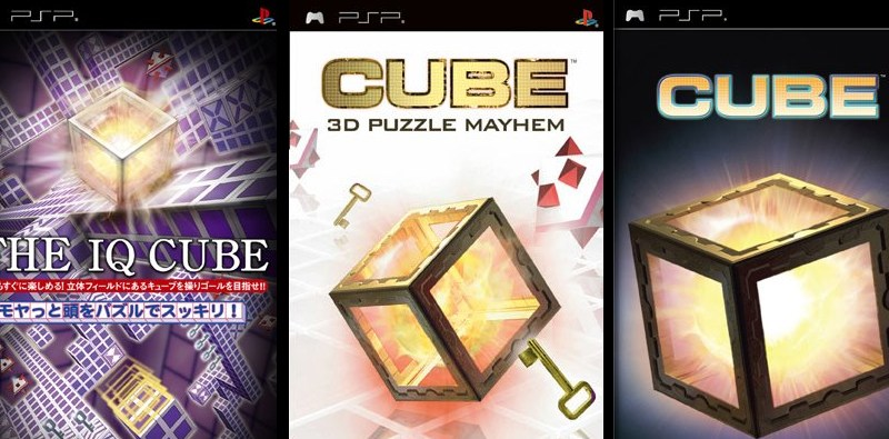 Cube by Metia Interactive