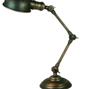 SU4022 ANTIQUE ADJUSTABLE DESK LAMP