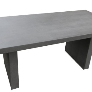 SP3001 Dawson concrete dining table
