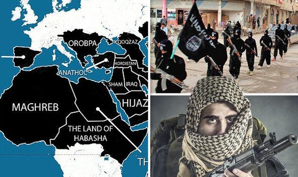Résultat d'image pour ISIS en Europe