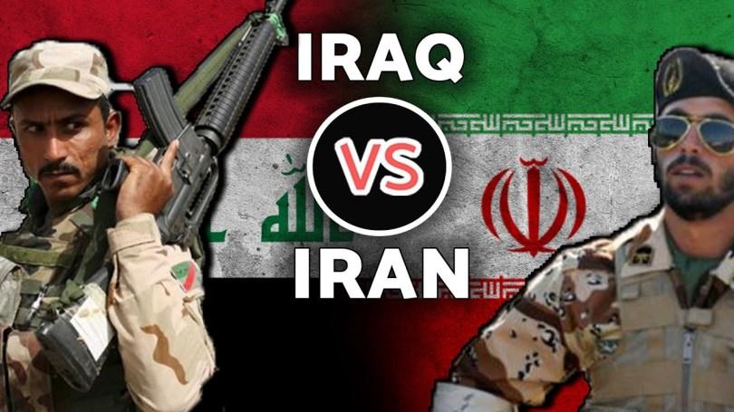 Irak vs Iran - Comparaison de la puissance militaire 2020 - YouTube