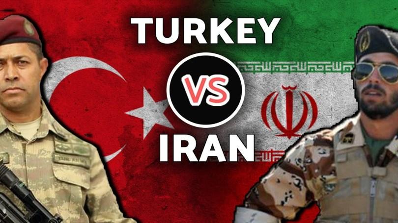 Turquie vs Iran - Comparaison de la puissance militaire 2020 - YouTube