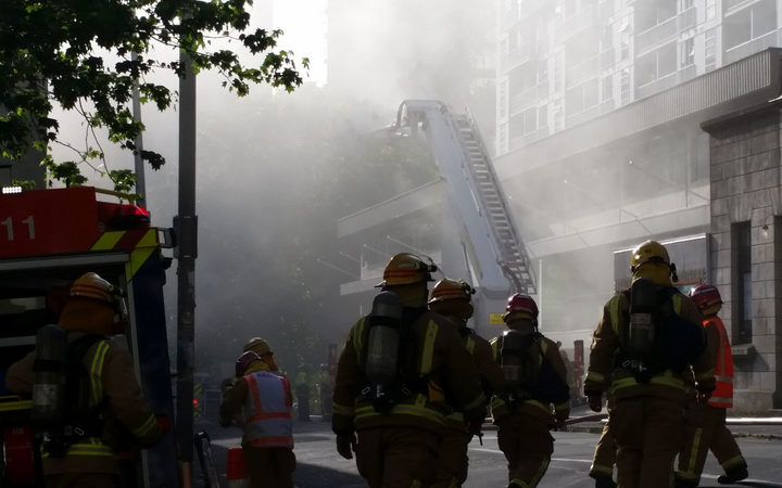 Fire in CBD Japanese Class Cancelled