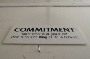 fear of Commitment