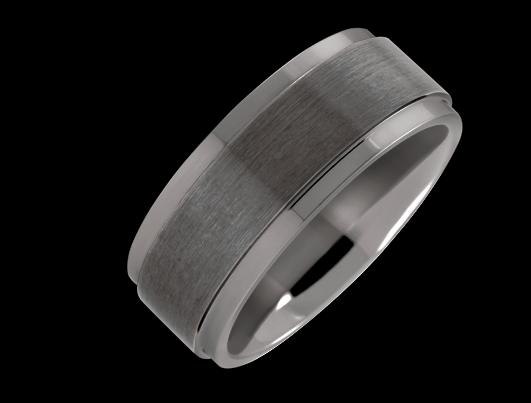 tungsten wedding ring