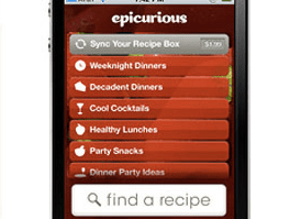 epicurious app