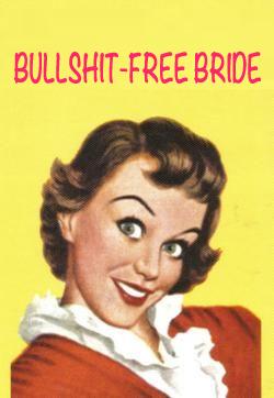bullshit free bride nzmuse