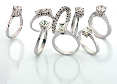 choosing your own engagement ring