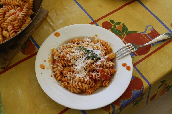fresh pasta italy