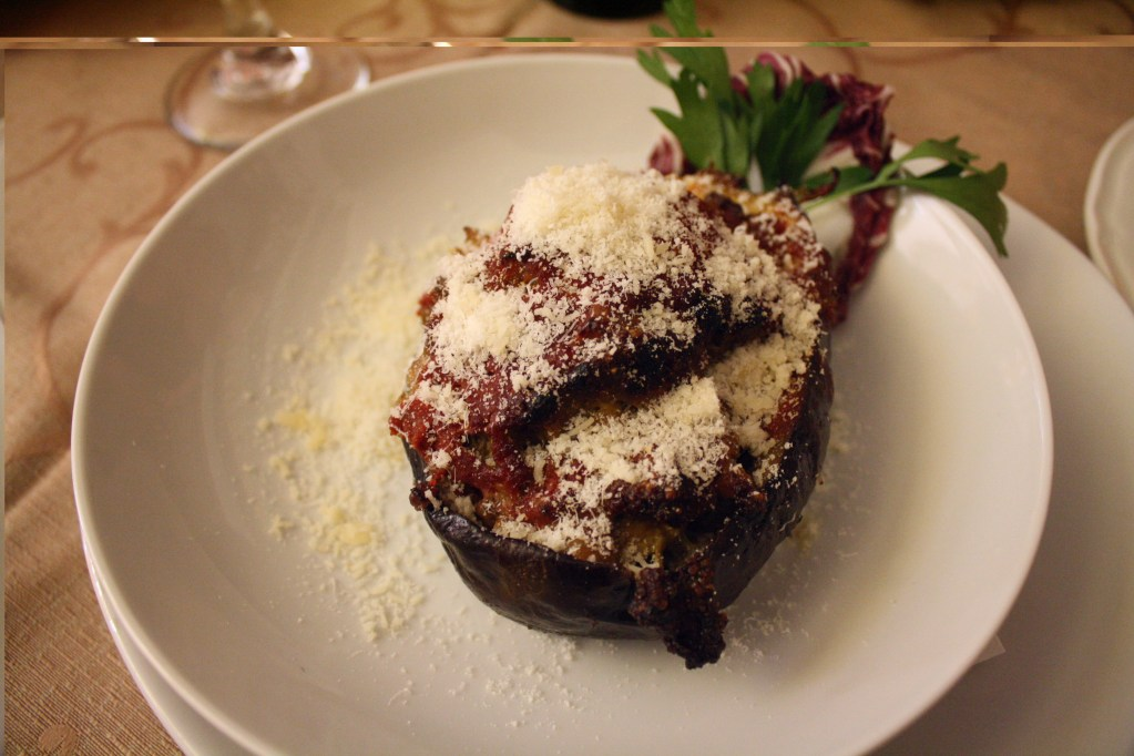 stuffed eggplant viterbo