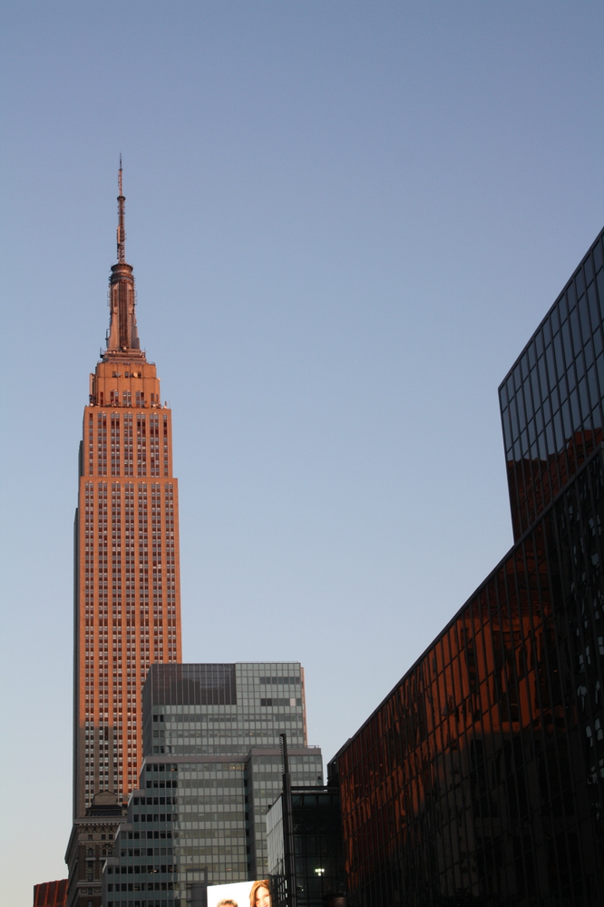 nyc architecture empire state building