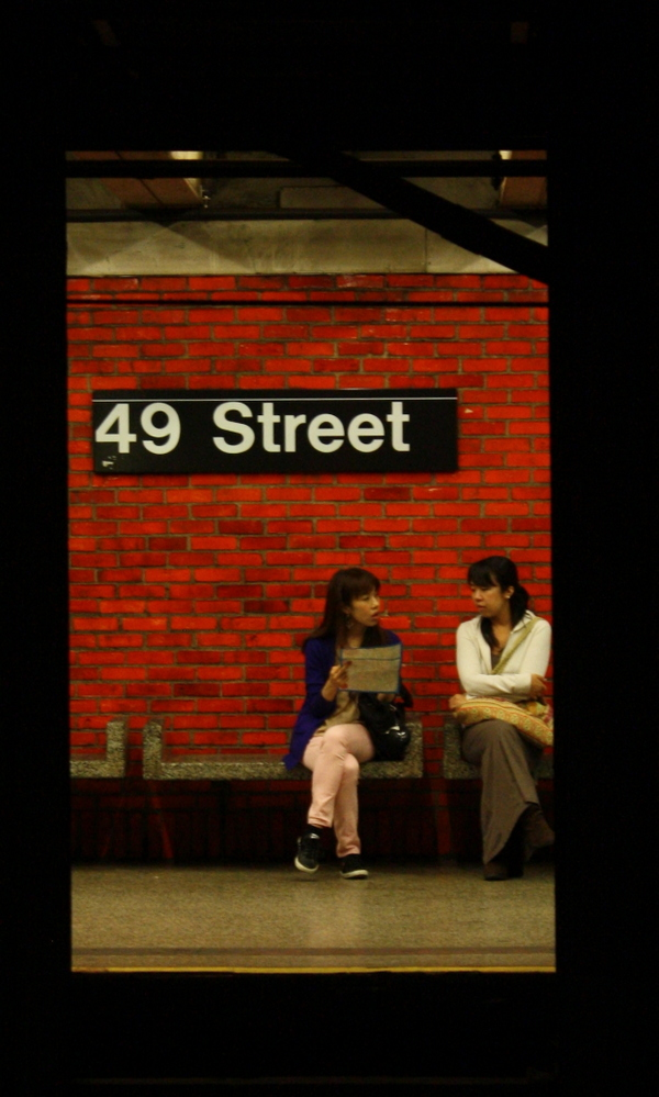 nyc subway 49 street stop