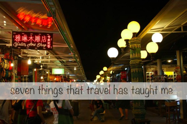 seven things travelling has taught me nzmuse