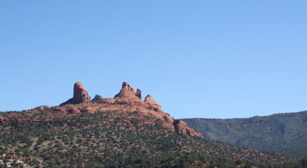 red rocks sedona arizona nzmuse