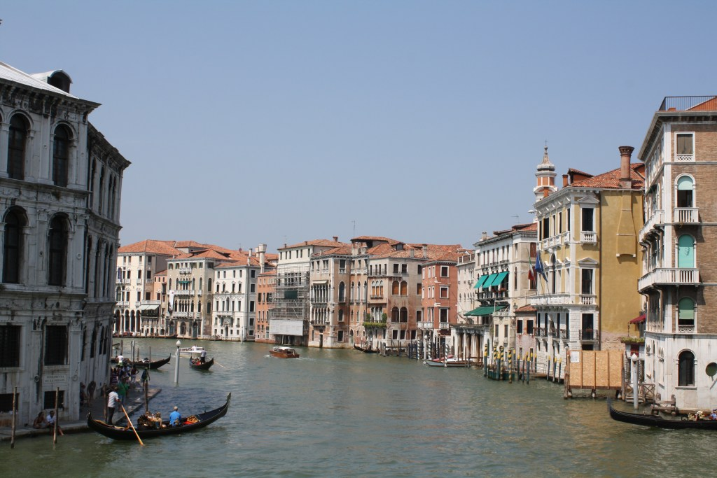 Venice - one of my favourite touristy spots - NZMuse