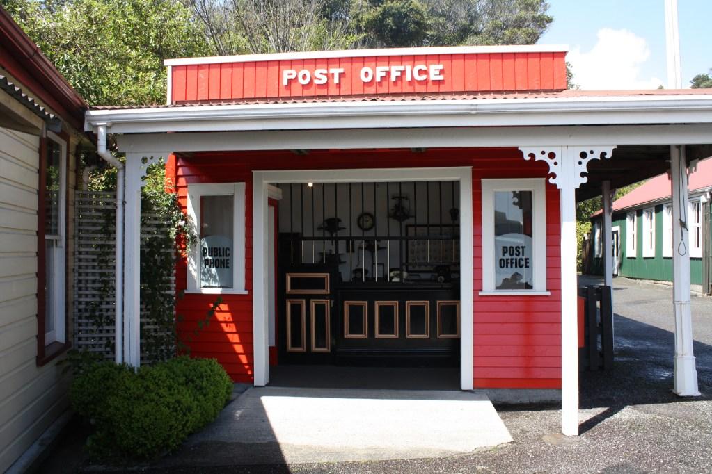 Shantyton replica post office