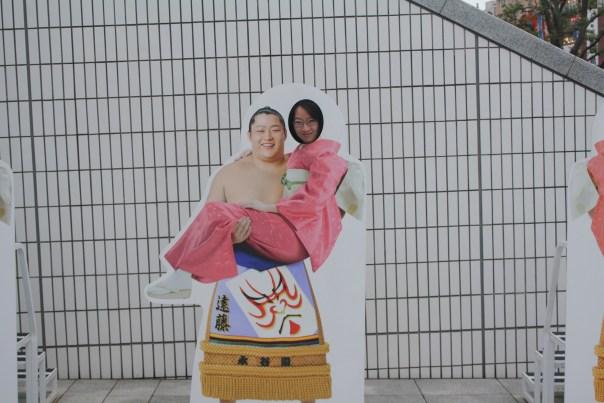 Sumo stadium 2015 - Tokyo must do