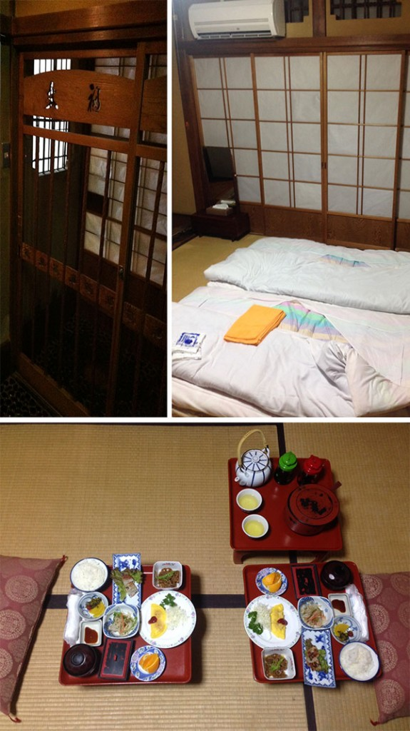 A must do in Tokyo: Stay in a ryokan