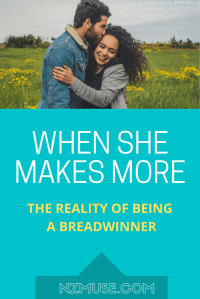 When she makes more - the reality of being a female breadwinner