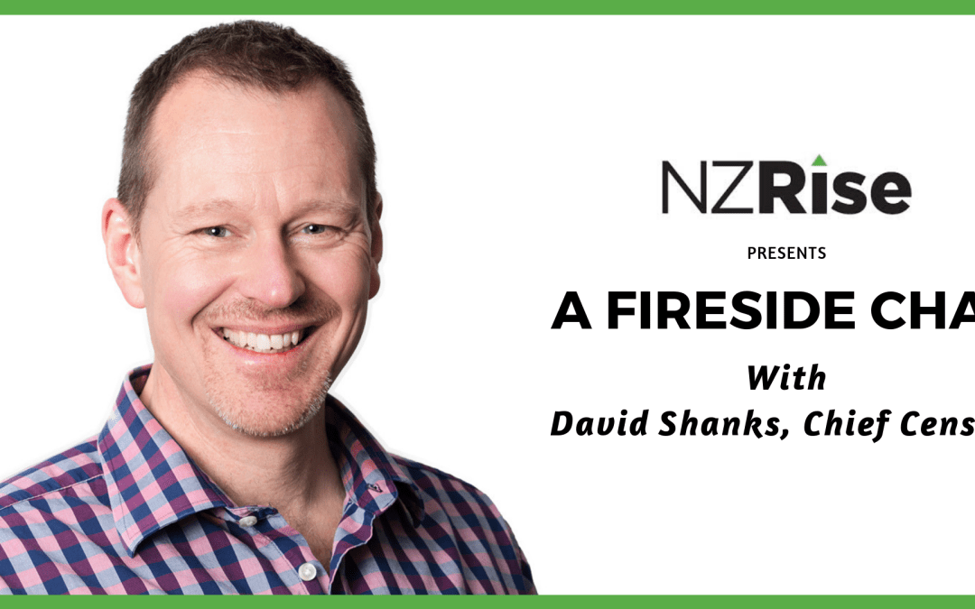 Fireside chat with the Chief Censor:  April 16