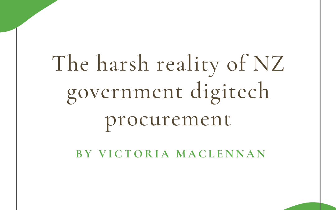 The impact of Government Procurement exemptions