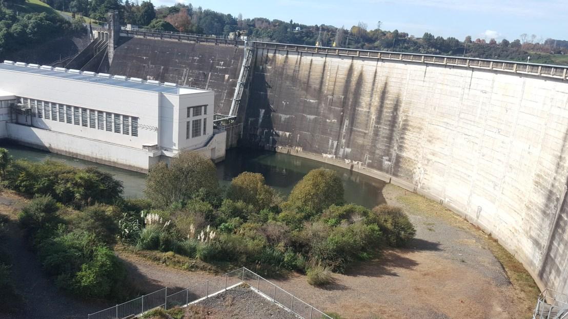 Karapiro Dam | Mercury | Hydropower | taken by Vladminir Palabrica