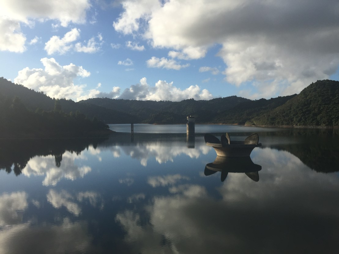Mangatani Dam | Watercare | Water Supply | taken by Sarah Muir