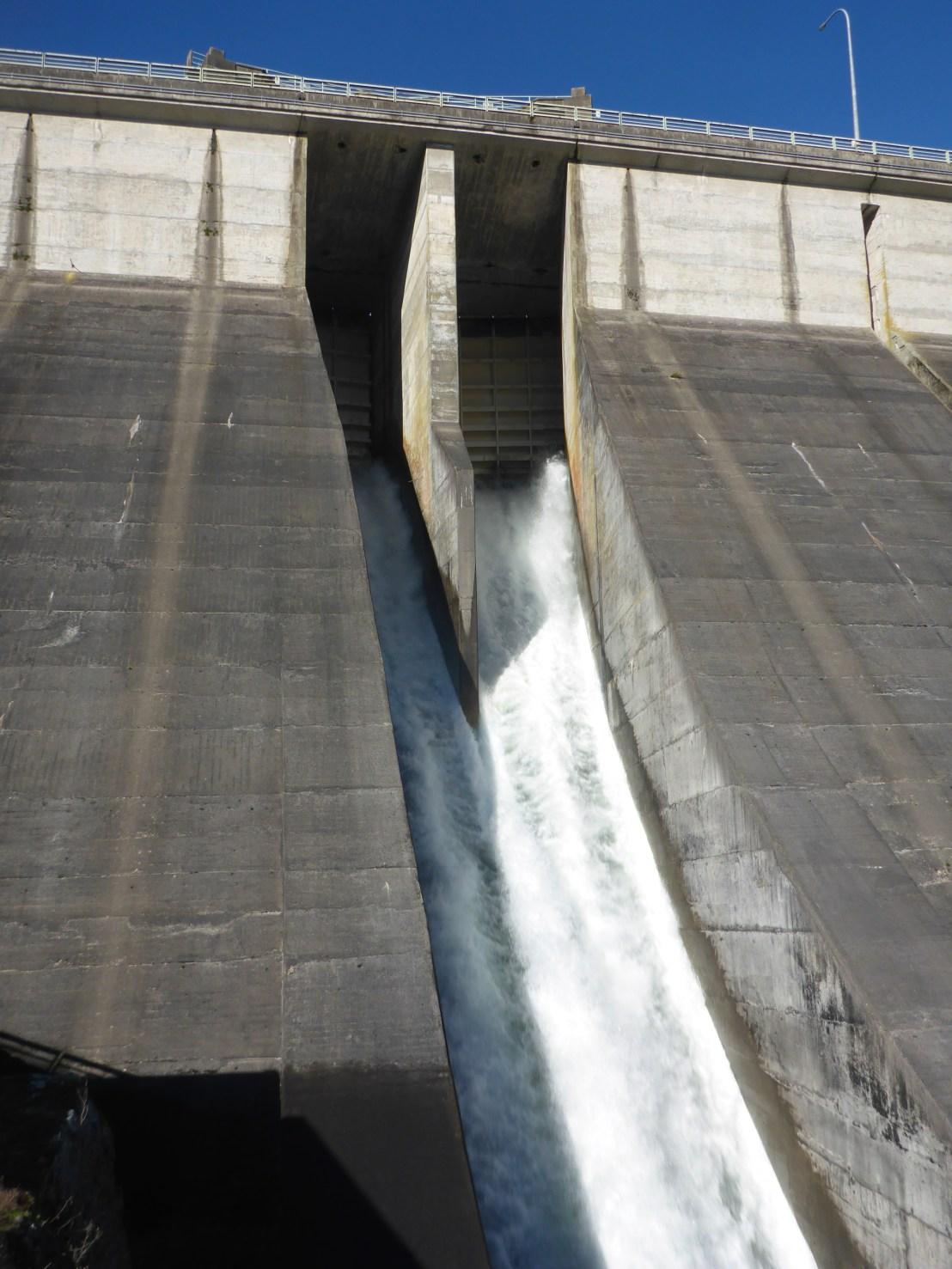 Whakamaru Dam | Mercury | Hydropower | Danny Bardsley