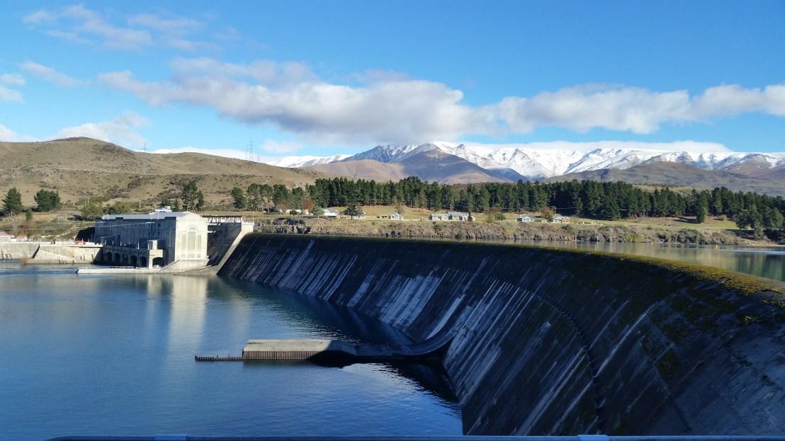 Waitaki Dam | Meridian Energy | Hydropower | Mohammad Okhovat