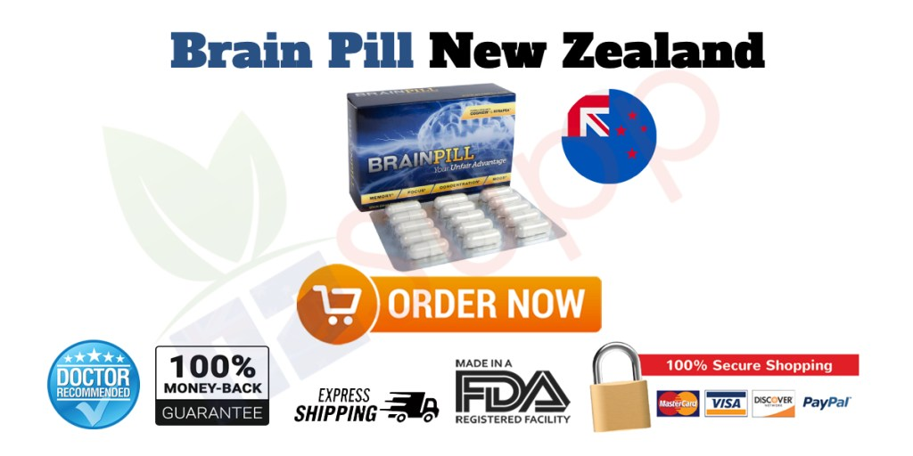 Buy Brain Pill New Zealand