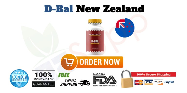Buy D Bal in New Zealand