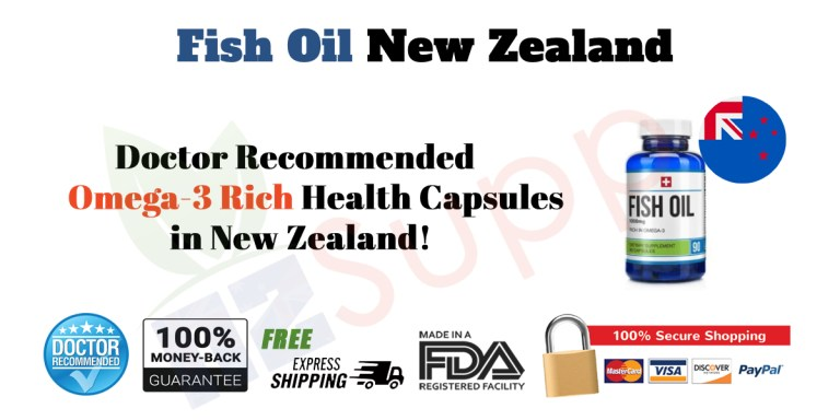 Fish Oil New Zealand Review