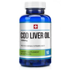 Cod Liver Oil Featured