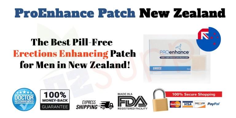 Proenhance Patch New Zealand Review